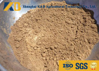 Pure Fish Meal Powder / Fish Feed Additives Promote Animal Health And Growth