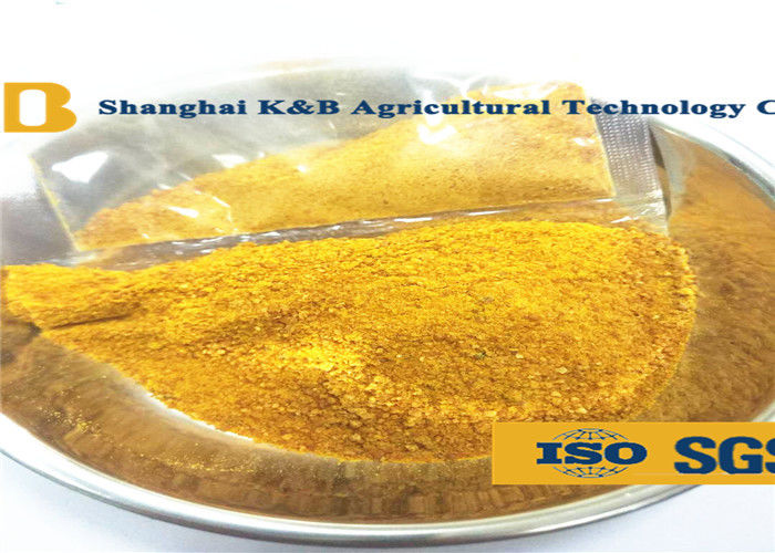 Nutritious Yellow Corn Gluten Meal Feed , Cgm Poultry Feed Additives